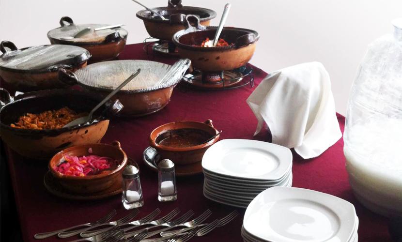 Taquizas en puebla taquizas buffet cazuelas taquizas for Cocina moderna tipo buffet